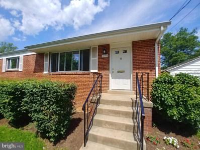11915 Ivanhoe Street, Silver Spring, MD 20902 - #: MDMC658264