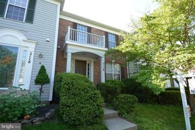 2118 Blue Knob Terrace, Silver Spring, MD 20906 - #: MDMC658446