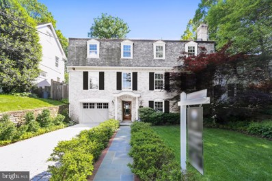 3908 Underwood Street, Chevy Chase, MD 20815 - #: MDMC658814