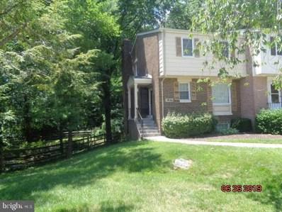 3816 Gawayne Terrace UNIT 32, Silver Spring, MD 20906 - #: MDMC660044