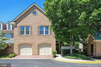 5717 Balsam Grove Court UNIT 72, Rockville, MD 20852 - #: MDMC660904