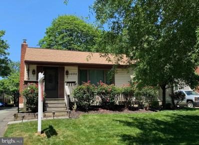 1020 Gilbert Road, Rockville, MD 20851 - #: MDMC662710