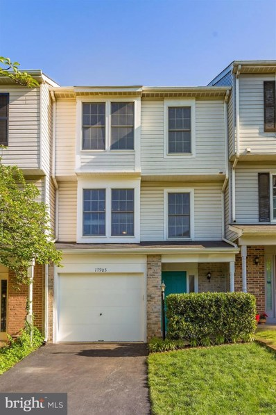 17905 Cottonwood Terrace, Gaithersburg, MD 20877 - #: MDMC662912