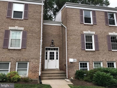 864 Quince Orchard Boulevard UNIT 202, Gaithersburg, MD 20878 - #: MDMC663456