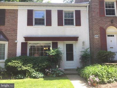 868 Azalea Drive UNIT 21, Rockville, MD 20850 - #: MDMC663636