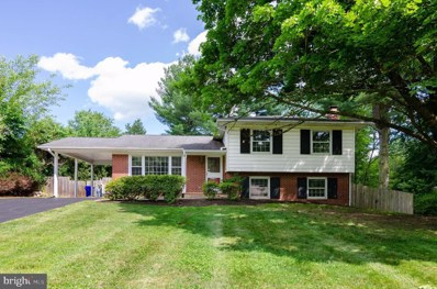 16713 Frontenac Terrace, Rockville, MD 20855 - #: MDMC664066
