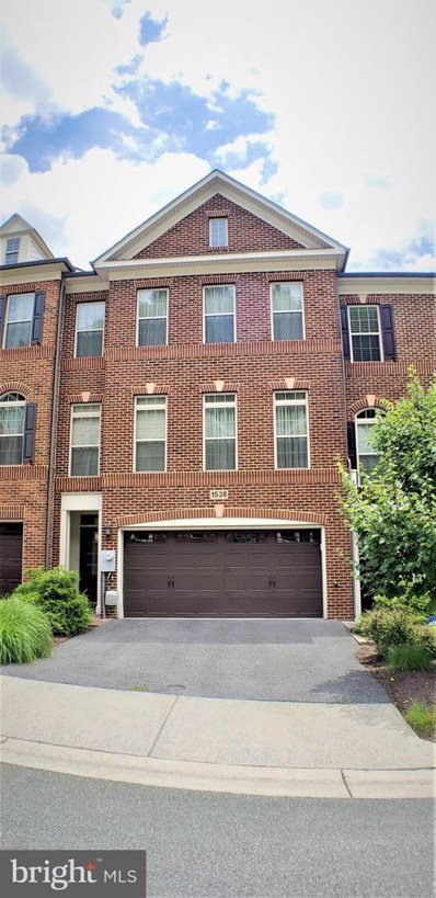 1538 Rabbit Hollow Place, Silver Spring, MD 20906 - #: MDMC665292