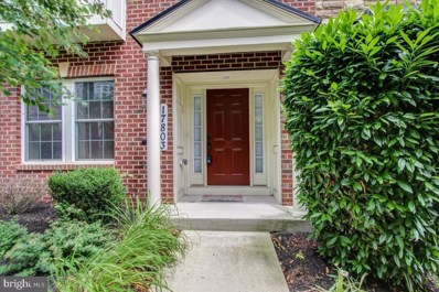 17803 Millhaven Terrace, Germantown, MD 20874 - #: MDMC665450