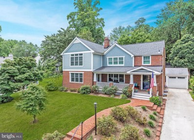 9502 Black Oak Court, Silver Spring, MD 20910 - #: MDMC665590