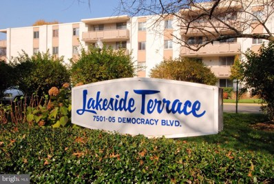 7501 Democracy Boulevard UNIT B-238, Bethesda, MD 20817 - #: MDMC665642
