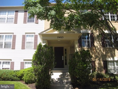 2403 Normandy Square Place UNIT 12, Silver Spring, MD 20906 - #: MDMC666190