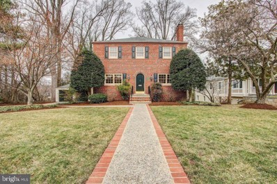 4209 Everett Street, Kensington, MD 20895 - #: MDMC667072