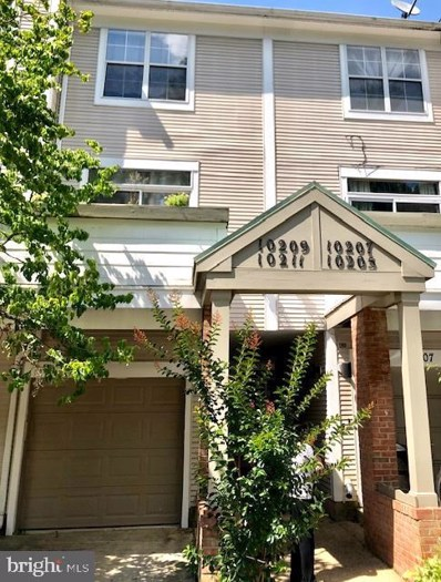 10209 Cove Ledge Court, Montgomery Village, MD 20886 - #: MDMC667392