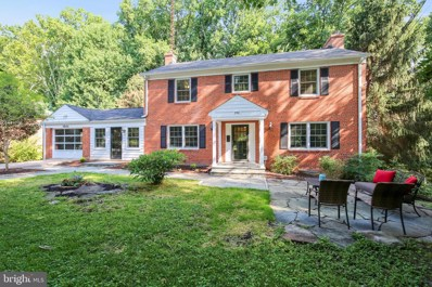 3501 Glenmoor Drive, Chevy Chase, MD 20815 - #: MDMC667410