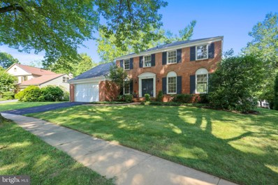 1407 Fallsmead Way, Potomac, MD 20854 - #: MDMC668374