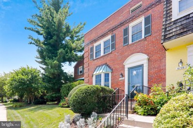 6718 Hillandale Road UNIT 16, Chevy Chase, MD 20815 - #: MDMC668380
