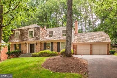 11817 Hunting Ridge Court, Potomac, MD 20854 - #: MDMC668478