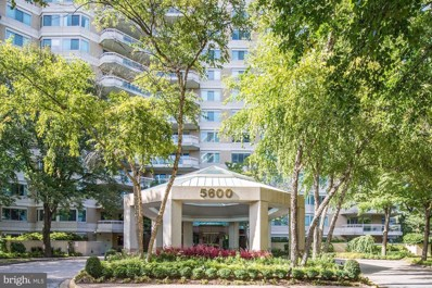 5600 Wisconsin Avenue UNIT 1-1604, Chevy Chase, MD 20815 - #: MDMC668816