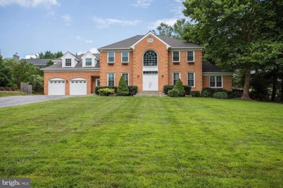 14609 Falling Leaf Way, Gaithersburg, MD 20878 - MLS#: MDMC669614