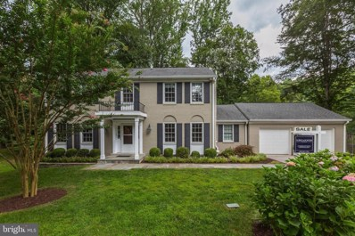 18 Avalon Court, Bethesda, MD 20816 - #: MDMC670256