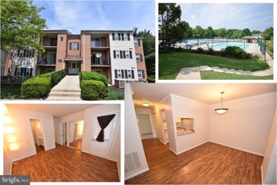 18336 Streamside Drive UNIT 101, Gaithersburg, MD 20879 - #: MDMC671640