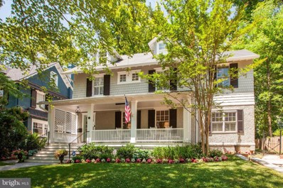 25 W Irving Street, Chevy Chase, MD 20815 - #: MDMC671688