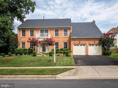 17811 Stoneridge Drive, North Potomac, MD 20878 - MLS#: MDMC672638