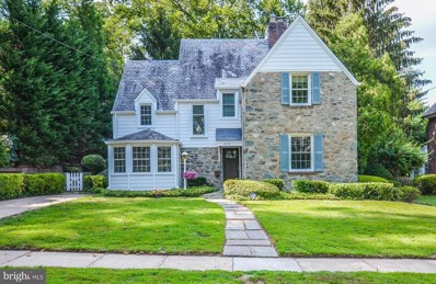 4105 Sycamore Street, Chevy Chase, MD 20815 - #: MDMC672640