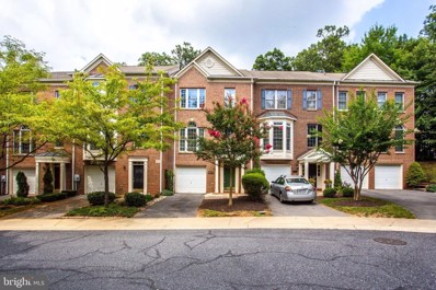105 Wootton Oaks Court, Rockville, MD 20852 - #: MDMC672652