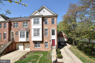 11910 Castlegate Court Court UNIT 43, North Bethesda, MD 20852 - #: MDMC673202