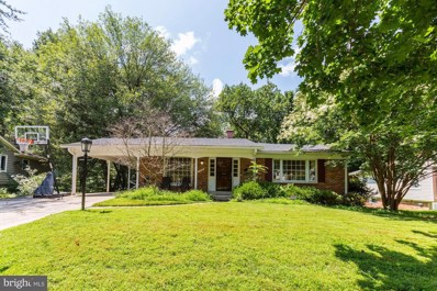 14209 Briarwood Terrace, Rockville, MD 20853 - #: MDMC673472