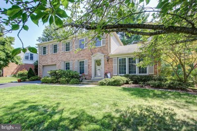9608 Whetstone Drive, Montgomery Village, MD 20886 - #: MDMC673560