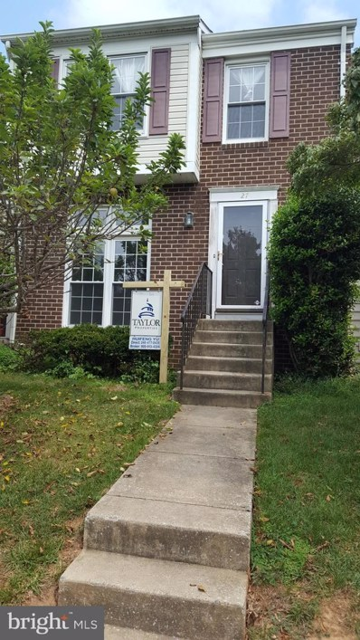 27 Forest Landing Court, Rockville, MD 20850 - #: MDMC674300