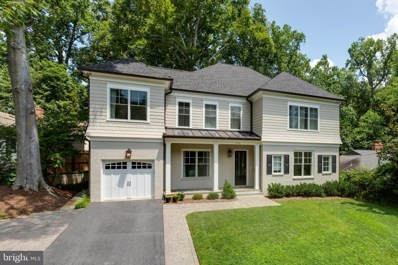 7115 Edgevale Street, Chevy Chase, MD 20815 - #: MDMC674330