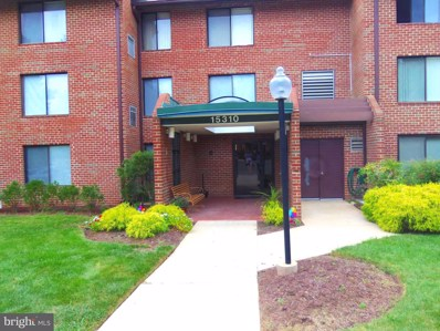 15310 Beaverbrook Court UNIT 3A, Silver Spring, MD 20906 - #: MDMC675074