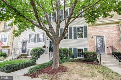 858 Ivy League Lane UNIT 3-14, Rockville, MD 20850 - #: MDMC675986