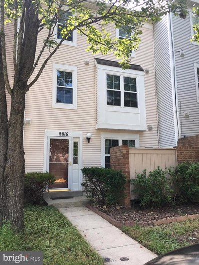 8016 Harbor Tree Way, Montgomery Village, MD 20886 - MLS#: MDMC676468