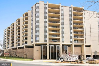 4242 East West Highway UNIT 712, Chevy Chase, MD 20815 - #: MDMC676560