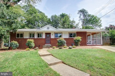 5001 Orleans Court, Kensington, MD 20895 - #: MDMC676682