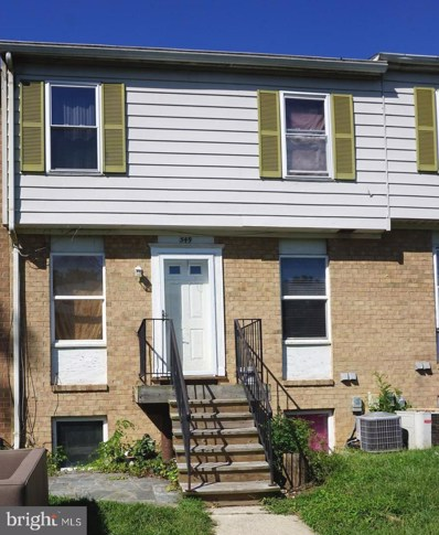 549 W Diamond Avenue UNIT 18, Gaithersburg, MD 20877 - #: MDMC676858