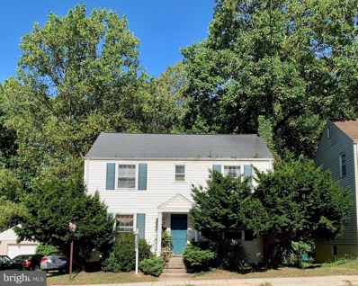 5306 Willard Avenue, Chevy Chase, MD 20815 - #: MDMC676876