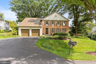 10025 Dellcastle Road, Montgomery Village, MD 20886 - #: MDMC677480