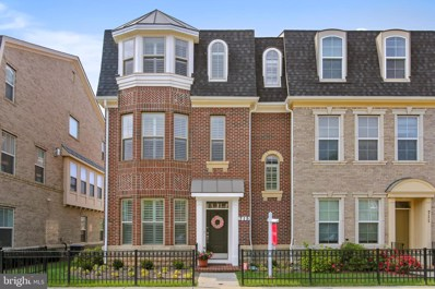 715 Crown Park Avenue, Gaithersburg, MD 20878 - MLS#: MDMC677486