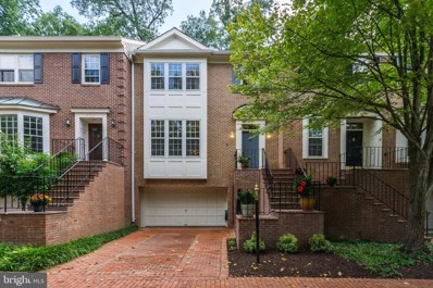 9703 Barrister Court, Bethesda, MD 20814 - #: MDMC677600