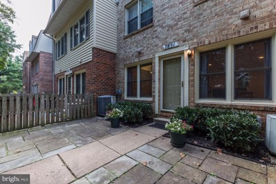 7851 Coddle Harbor Lane UNIT 19, Potomac, MD 20854 - #: MDMC678444
