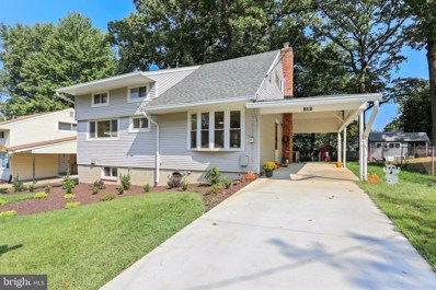 812 Bowie Road, Rockville, MD 20852 - #: MDMC678554