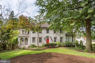 7406 Brookville Road, Chevy Chase, MD 20815 - #: MDMC678656