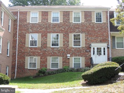746 Quince Orchard Boulevard UNIT 101, Gaithersburg, MD 20878 - #: MDMC678928