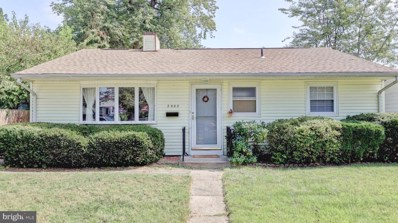 2002 Gainsboro Road, Rockville, MD 20851 - #: MDMC678994