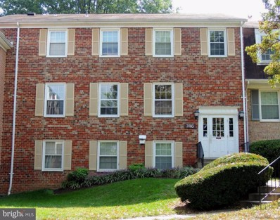 746 Quince Orchard Boulevard UNIT P-2, Gaithersburg, MD 20878 - #: MDMC679162